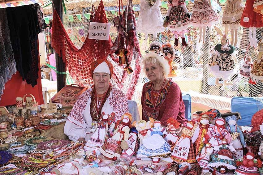 Е.Вопилова и В. Межова