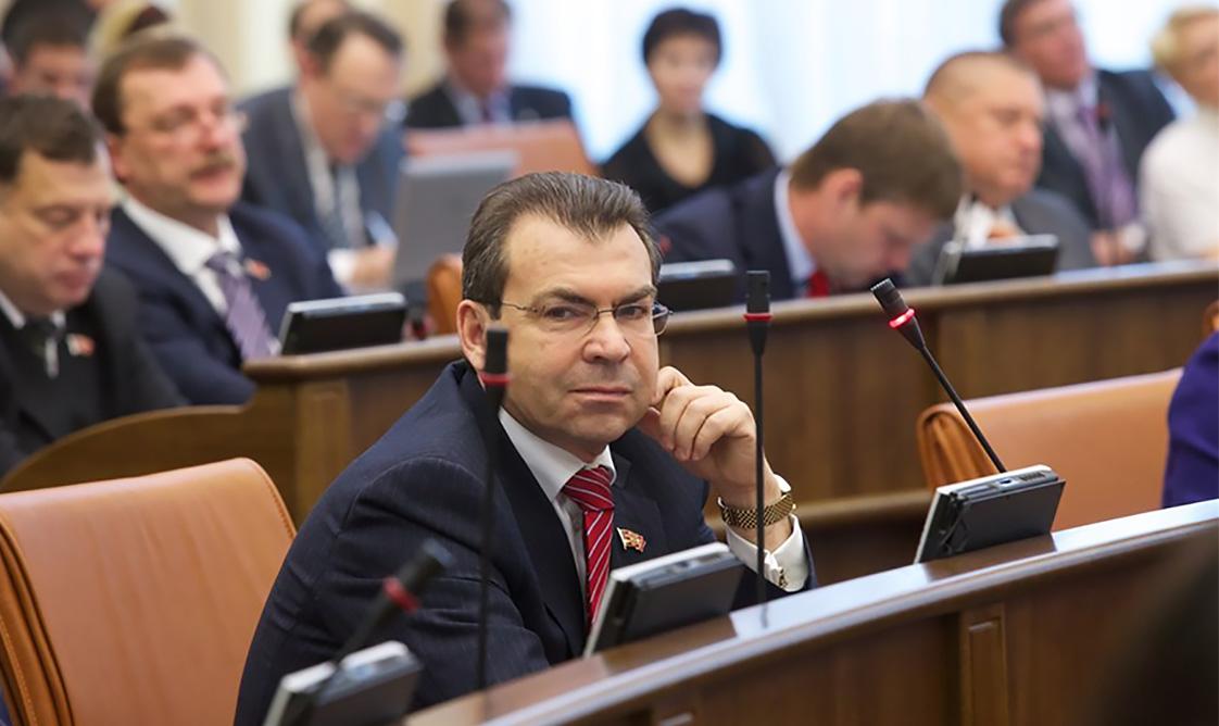 Юрий Данильченко:ГЛАВНаЯ ЦЕЛЬ – УЛУЧШЕНИЕЖИЗНИ ЛЮДЕЙ