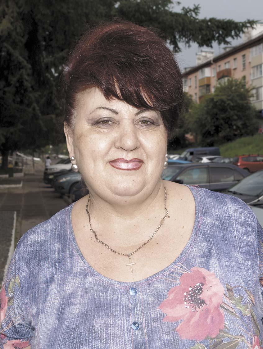 Раиса Семеновна
