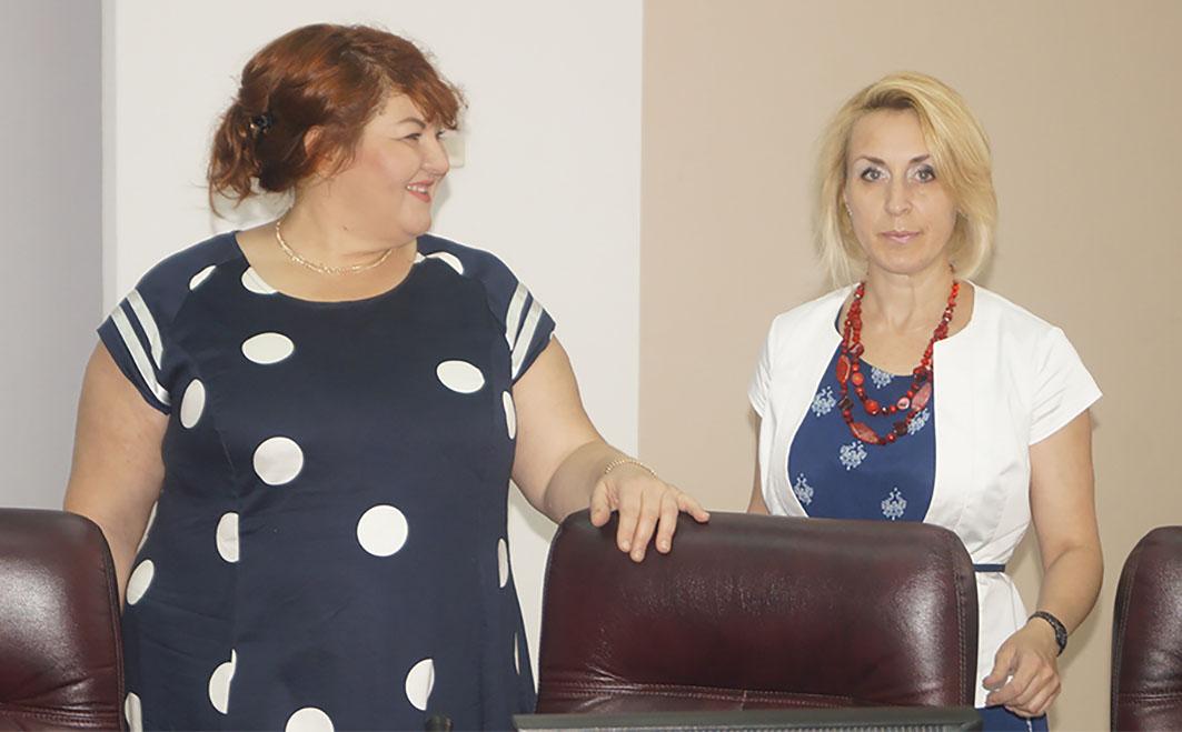 С.М. Меньших и В.Г. Шведюк