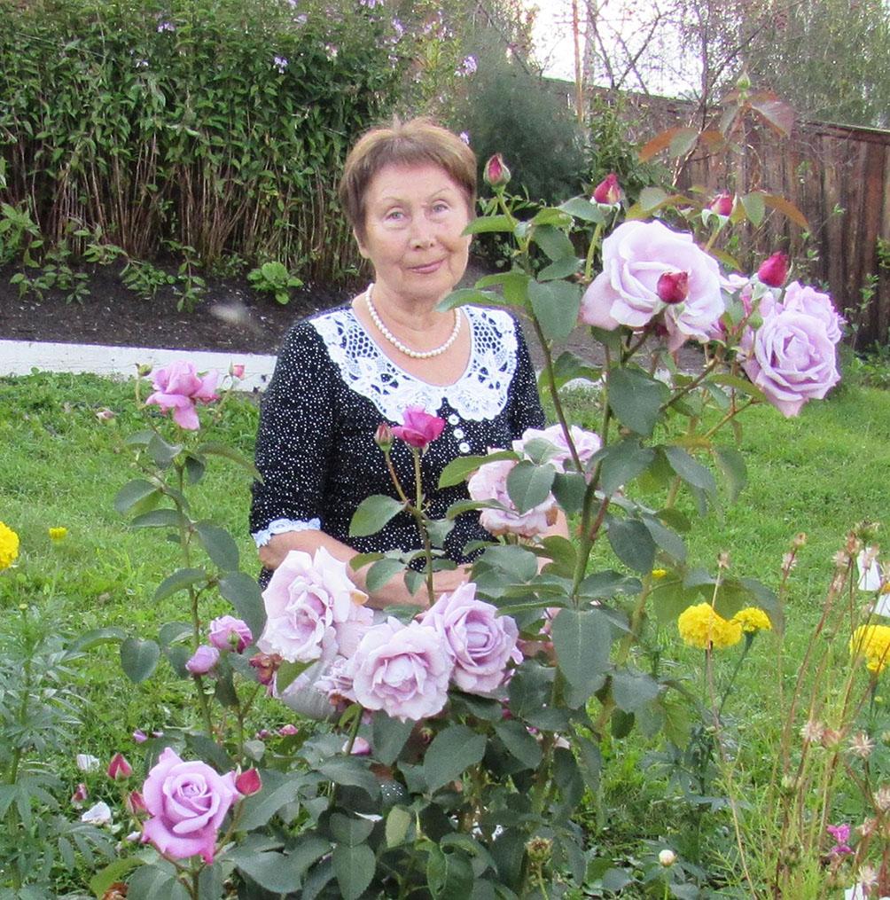 Юбиляр Ольга Викторовна Баранова